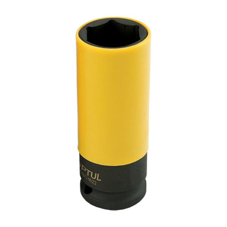 Головка ударная длинная 1/2 для шиномонтажа 22мм Toptul KABC1622