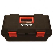 Ящик для инструмента  2 секции (пластик) Toptul TBAE0301