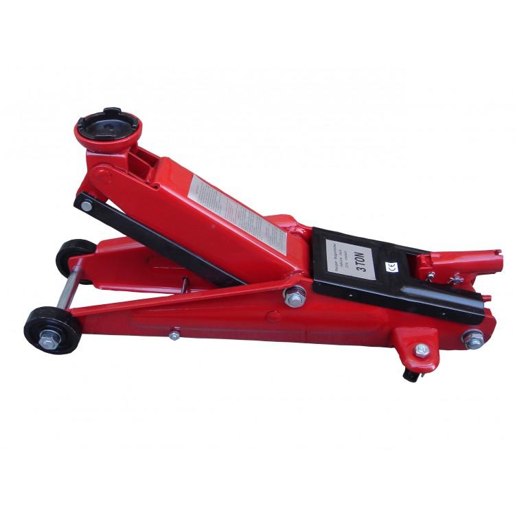 Домкрат подкатной 3т 130-410 мм Torin T83003