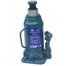 Домкрат бутылочный 15т 230-460 мм Torin T91504