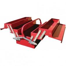 Ящик для инструмента5 секций495(L)x200(W)x290(H)mm TORIN TBC122B