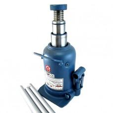 Домкрат бутылочный профессиональный двухштоковый 10т 210-520 мм Torin TH810001