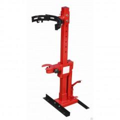 Гидравлический съёмник пружин и стяжка пружин механическая