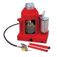 Домкрат бутылочный пневмо-гидравлический 50т 290-450 мм TRQ50002