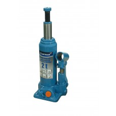 Домкрат бутылочный 2 т (Н=181+116+48 мм) Unitraum UN90204