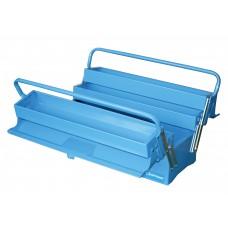 Ящик инструментальный, раскладной, 3 уровня с 2 ручками Unitraum UNBC122B