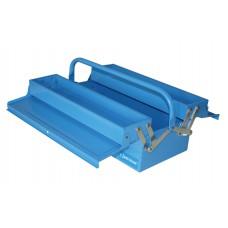 Ящик инструментальный, раскладной, 2 уровня с 1 ручкой Unitraum UNBC125