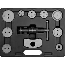 Комплект для обслуживания тормозных цилиндров 11 ед. Yato YT-0681