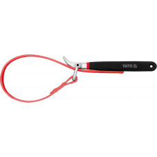 Ключ тросовый для масляных фильтров 80-160 мм Yato YT-0824