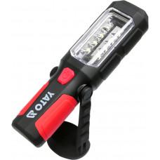 Светодиодная беспроводная лампа LED 3хАА Yato YT-08513