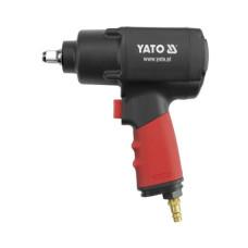 Пневмагайковерт ударный 1/2 1356 Nm Проф. Yato YT-0953