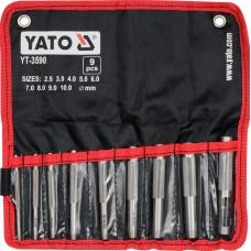 Набор пробойников 9 шт. YT-3590 Yato YT-3590